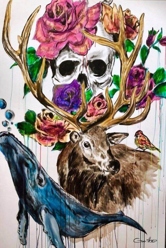 La mort de mère nature